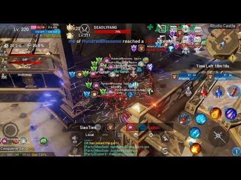 100B HoH IPH vs Atlantis - Castle Siege