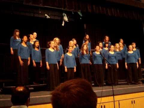 """Springtime"" by Thomas S. Hart Middle School's Treble Choir"