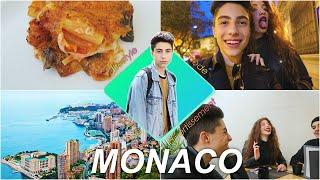Des youtubeurs à Monaco