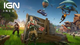 Stolen Fortnite Accounts Rack Up Huge Purchases - IGN News