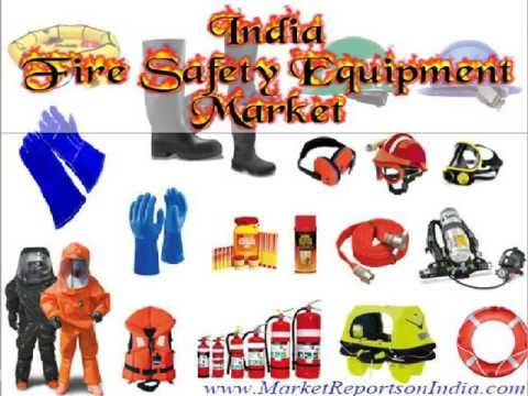 India Fire Safety Equipment Market