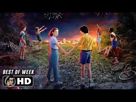 NEW TV SHOW TRAILERS of the WEEK #1 (2019)