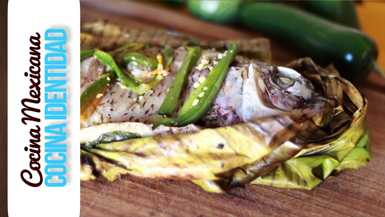 C mo hacer pescado a las brasas yuri de gortari youtube - Como hacer pimientos verdes fritos ...