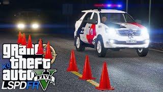 GTA V : MOD POLICIA : BLITZ POLICIAL NOTURNA COM A FORÇA TÁTICA! EP. 180
