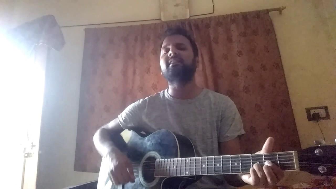 Guitar Cover Mashup Of Jeena Jeena Tere Bin Tu Jaane Na On Simple