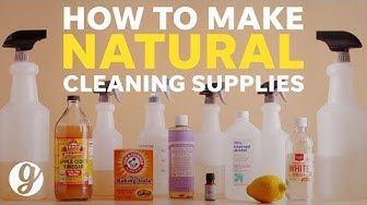 Making Cleaning Products From Natural Ingredients | GRATEFUL