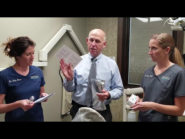 Real dentists try the Quip toothbrush