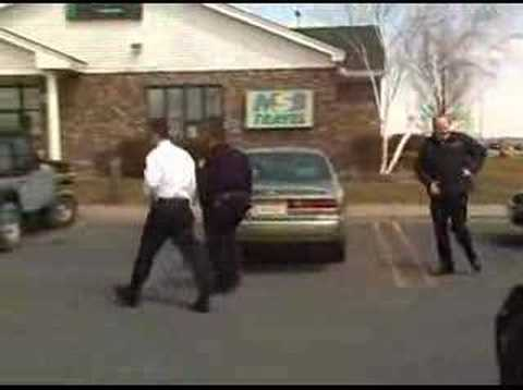 Town of Wallkill police investigate TD Banknorth heist