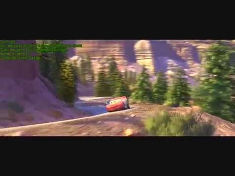 Cars 1 Romance Part With Lightning And Sally Youtube