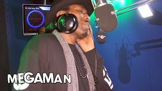 Shakka & Megaman Freestyle | The Toddla T Show