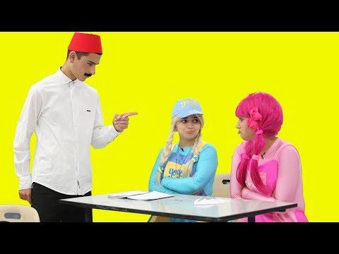 يويو ودودي المشاغبة في المدرسة - Yoyo And Dodi at school