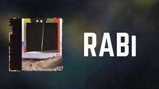 Bon Iver - RABi (Lyrics)