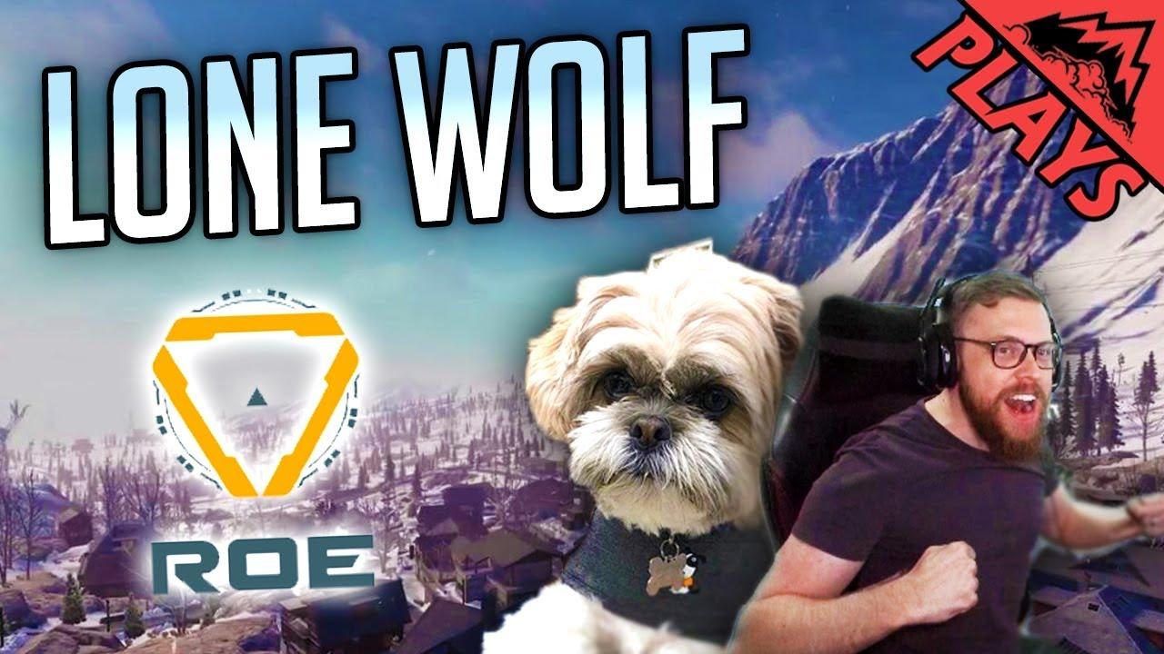 Lone Wolf - Ring of Elysium Gameplay #6 (StoneMountain64)