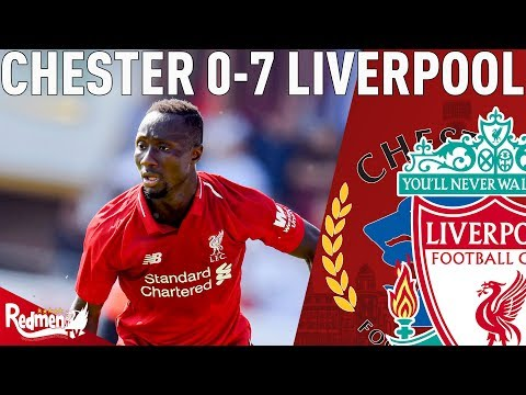 Pre-Season Off To A Great Start! | Chester 0-7 Liverpool | Tom's Uncensored Match Reaction