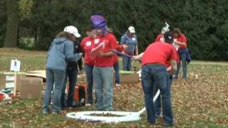 American Girl Playground Build