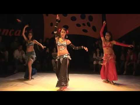 Joline Andrade | Dança do Ventre | Tribal Fusion Bellydance (2007)