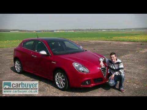 Alfa Romeo Giulietta hatchback   CarBuyer