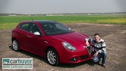 Alfa Romeo Giulietta hatchback review - CarBuyer