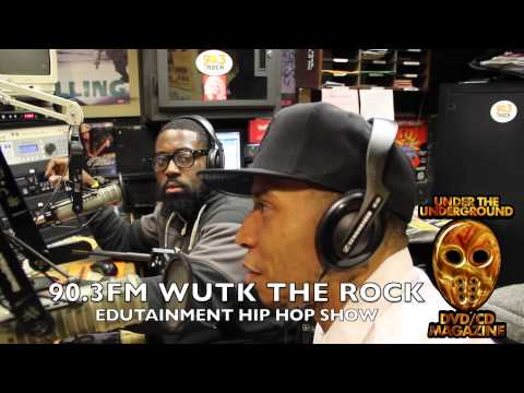 Five Minutes With 2Pair Tate & Raymond B 90.3FM WUTK