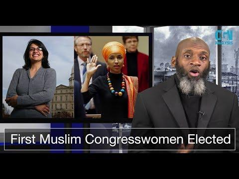 First Muslim Congresswomen Elected