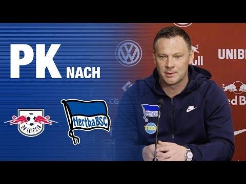 PK nach RB Leipzig - Hertha BSC - Berlin - 2018 #hahohe