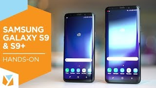 Samsung Galaxy S9, S9 Plus Hands-On Impressions