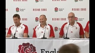 England's Rugby World Cup 2019 squad announced