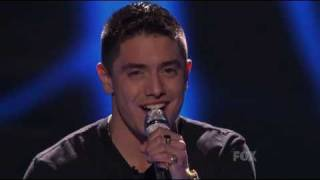 Stefano Langone - Closer (Ne-Yo) - American Idol 2011 Top 7 - 04/20/11