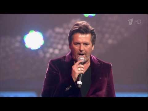 Thomas Anders. Cheri, Cheri Lady.  Live Discotheque 80's. The First Channel (RUS) 01.01.2014