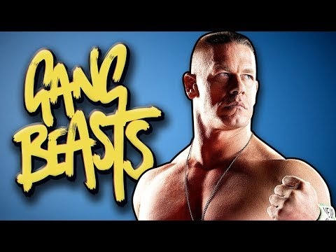 GANG BEASTS - I'm Super John Cena!