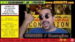 CONTAGIO / Contagion - video comentario / critica / reseña / opinion de la pelicula