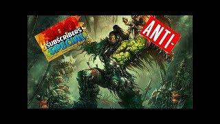 300 Sub ANTI special extravaganza +Warcraft 3 LAN preparations.