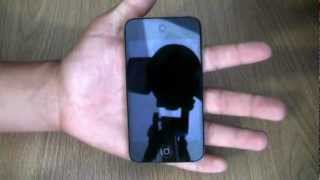 iPod touch 32GB 4th Gen: review