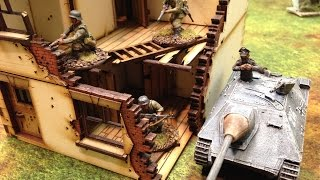 Bolt Action -DEMO game How to play