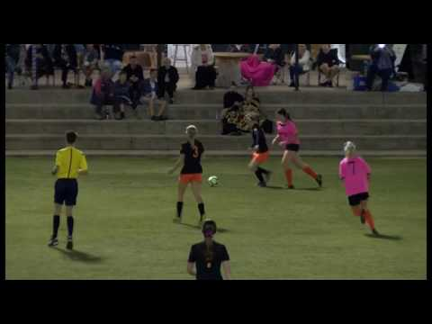 Women Premier Buderim Black V Buderim Orange
