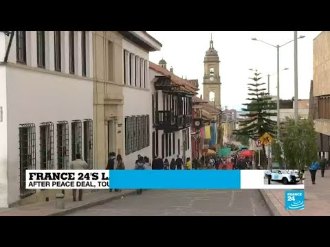 Road trip through Latin America: Bogota, a rapidly changing city