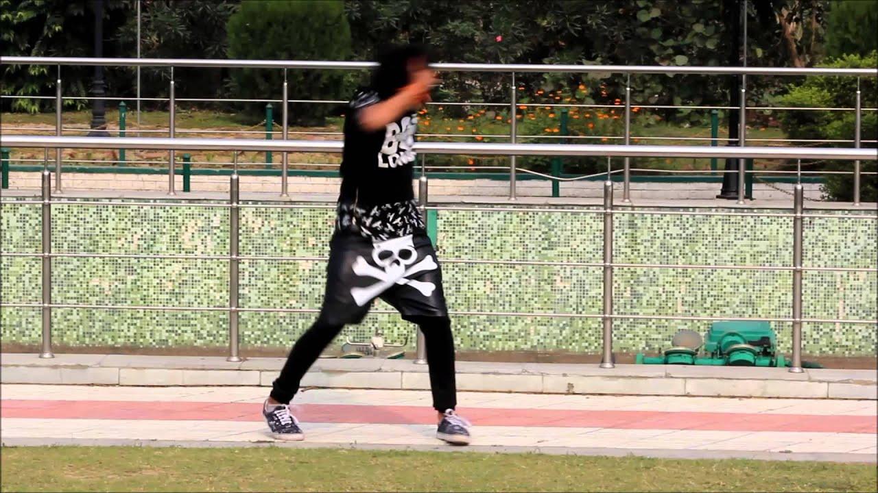 Manan Sachdeva - Dance India Dance - Impossible Dance video
