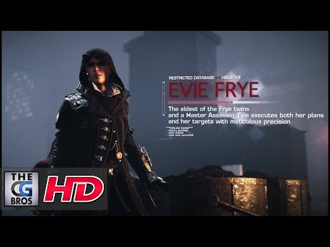 """E3 2015 - CGI Trailers HD: """"Assassin's Creed Syndicate - EVIE FRYE"""" - Ubisoft"""