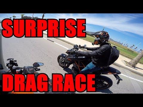 Surprising A Subscriber, Baba Mimoune and Drag Racing