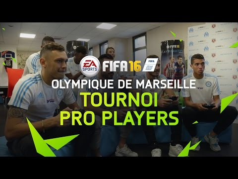 FIFA 16 Tournoi Pro Players - Olympique de Marseille