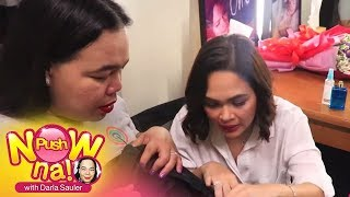 Push Now Na Exclusive: Judy Ann Santos-Agoncillo's bag raid part 1
