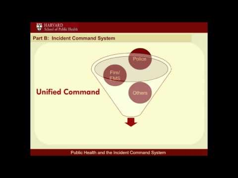 Public Health and the Incident Command System: An Overview