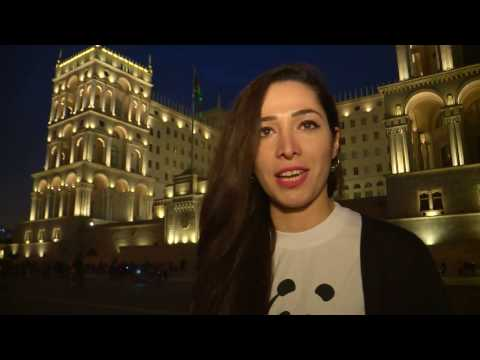 Earth Hour Azerbaijan 2015 official video