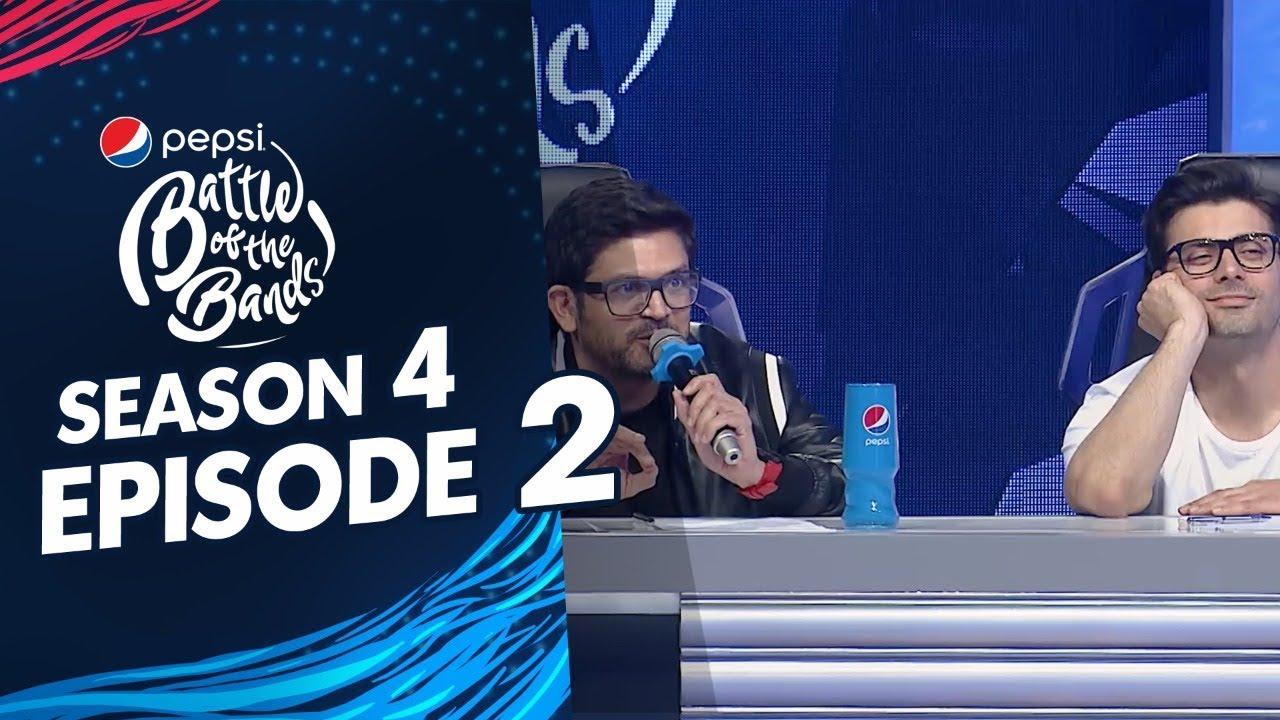 Episode 2 | Pepsi Battle of the Bands | Season 4