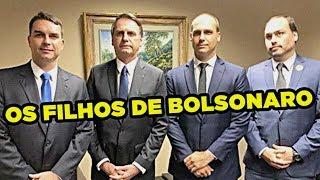 QUEM SÃO OS FILHOS DE BOLSONARO - MF #92
