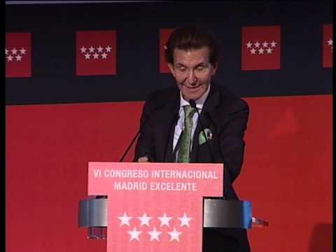Alfredo Bataller, Presidente Sha Wellness Clinic, VI Congreso Internacional Madrid Excelente