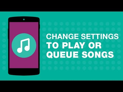 Jio Music - How to Change Tap Settings to Play or Queue Songs in Jio Music | Reliance Jio