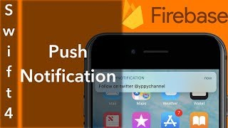 Push Notifications (Swift 4 + Xcode 9.0)
