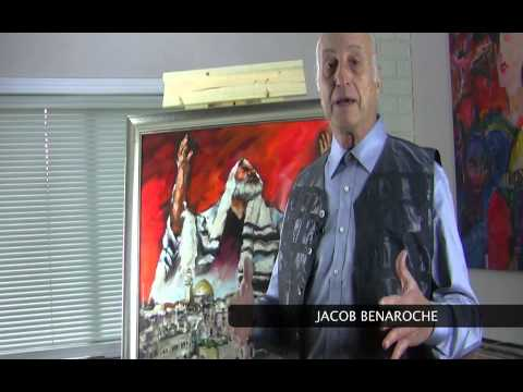 Jacob Benaroch-Israeli Artist-Part 2 - YouTube