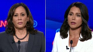 Post-Debate Fact Check: Tulsi Gabbard Calls Out Kamala Harris